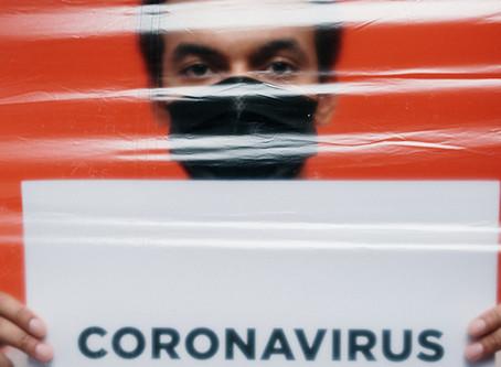 Letter From the Desk of Julie Gallahue: Coronavirus
