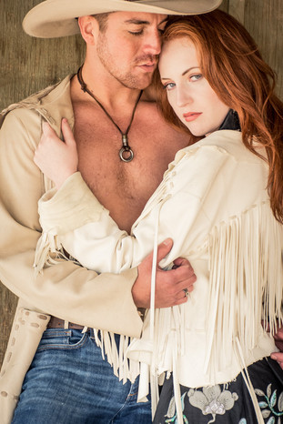 Cowboy Chic with Riley Blake and Sage Grey
