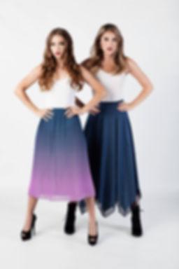 Caitlin Badinger and Olivia  Pelaezby Aa