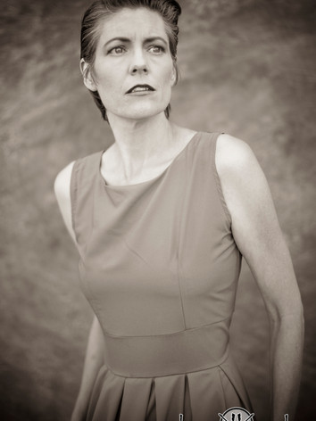Julie Gallahue by Karveh Kardan