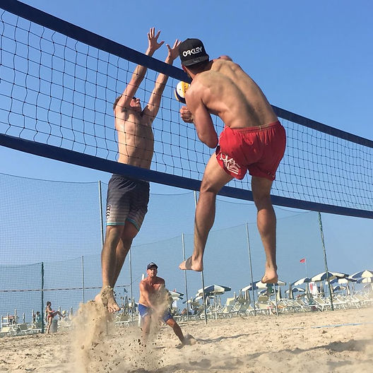 Beacher der Beachzeit, organisiert von Sports&Travel