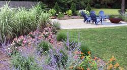 add firepit garden