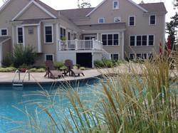 pool & home