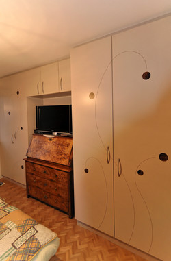 meuble ancien intégré
