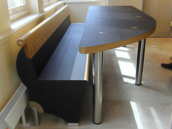 banc et table