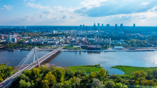 Warszawa dołącza do zdrowych miast