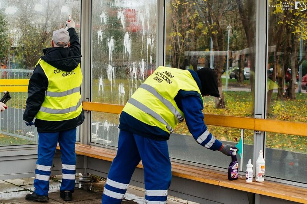 Źródło: Zarząd Oczyszczania Miasta