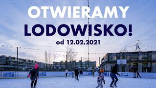 Lodowisko w Wilanowie ponownie otwarte!