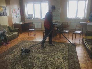 Тренинг на командообразование в реабилитационном центре «Альтернатива»