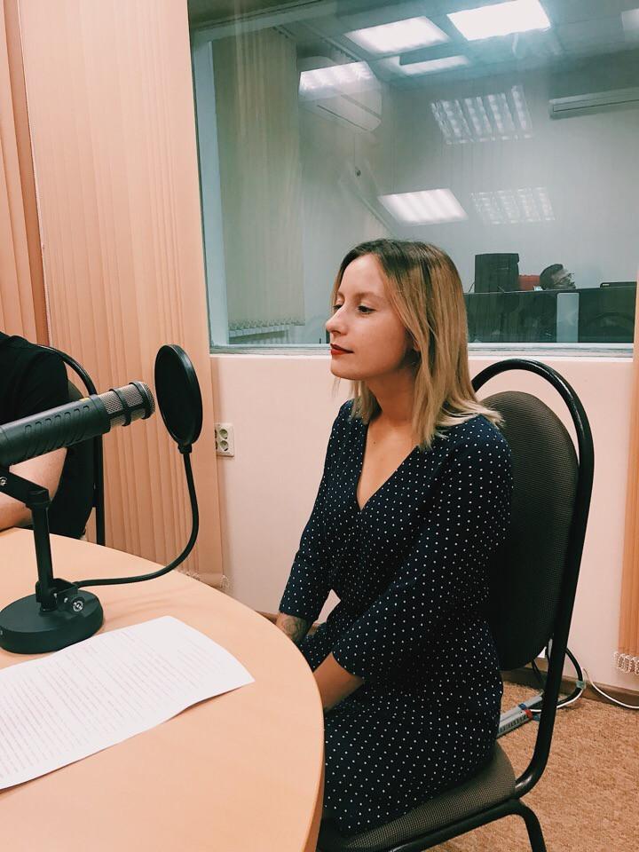 """Участие психолога в прямом эфире """"Радио России из Пензы"""" по теме созависимости"""