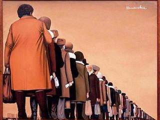 На прошедшем собрании для созависимых обсуждали сказку «очередь на жертвоприношение» ...