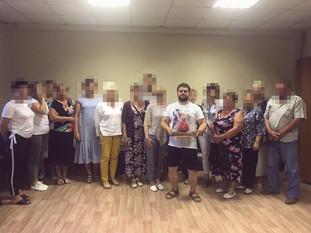 """У руководителя РЦ """"Альтернатива"""" Пенза день рождения!"""