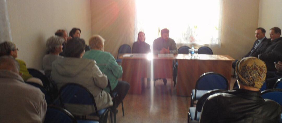 В Лунинском районе проведена встреча со специалистами реабилитационного центра «Альтернатива»