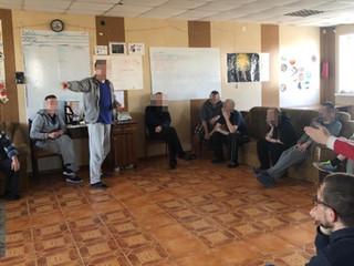 Юбилей одного резидентов центра прошёл вчера в нашем РЦ в формате мероприятия