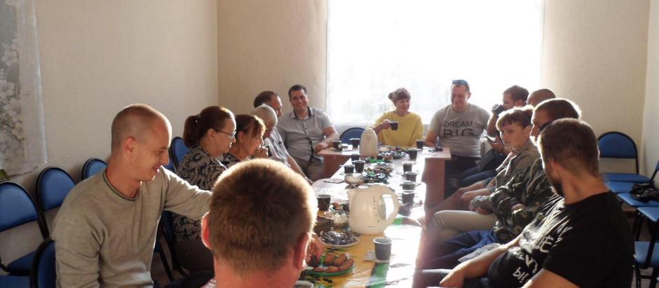 В Лунинском районе проведена встреча по информированию населения по теме «Профилактике зависимости..