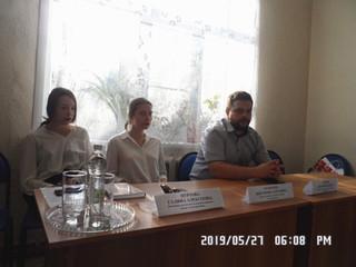 В Лунинском районе проведена очередная встреча со специалистами нашего реабилитационного центра