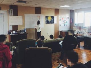 Лекция о взаимопонимании мужчин и женщин в реабилитационном центре «Альтернатива»