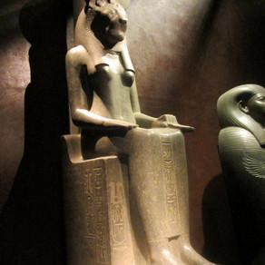 Sekhmet, the Egyptian Goddess of female empowerment and sensuality