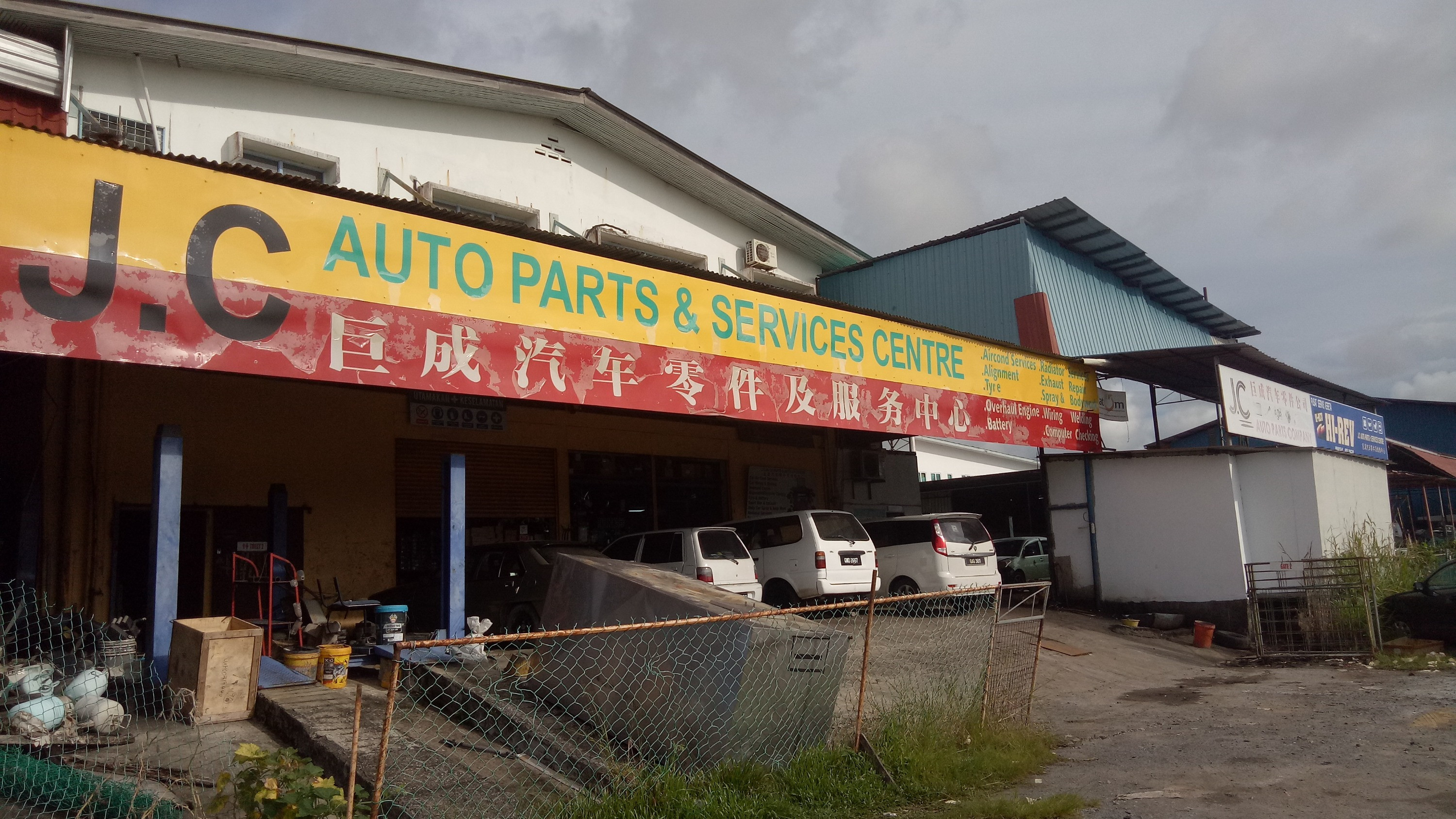 Miri Car Services Jc Auto Parts Miri