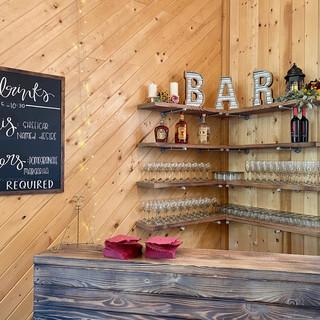 Oak Hills Reception and Event Center Bar