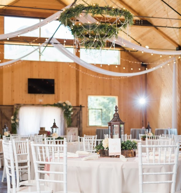 Oak Hills Reception and Event Center Barn Venue