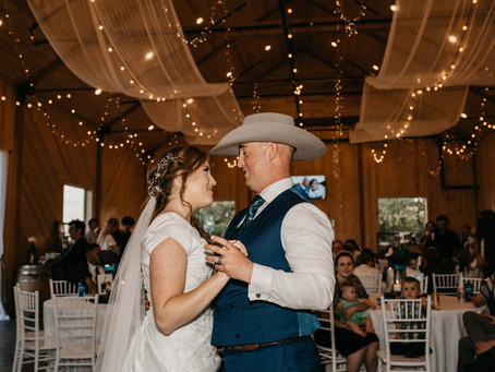 Oak Hills Reception and Event Center Highlight: Brooke and Cole's Summer Wedding