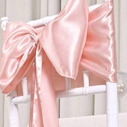 Bow chair sash