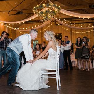 Barn Wedding Venue at Oak Hills Reception and Event Center