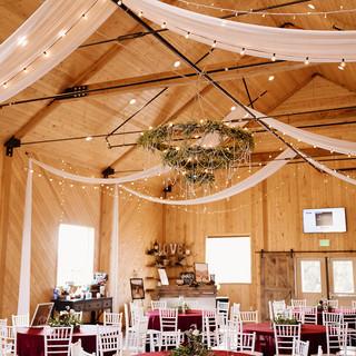Oak Hills Reception and Event Center Barn Venue