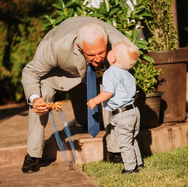 Kiss from the Ring Bearer