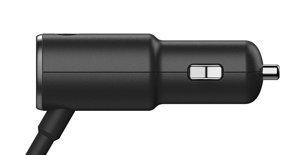 Cargador Turbo Power Motorola Para Auto (25w)