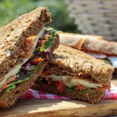 Kaas&Raberber sandwich