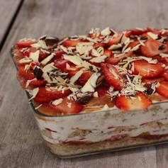 Rabarber Trifle