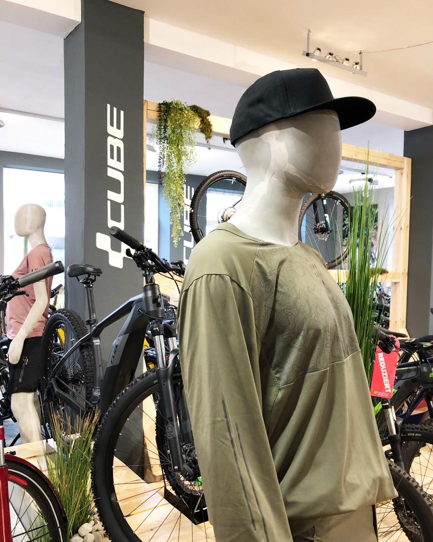 Cube Store Lindenberg Bekleidung Bike