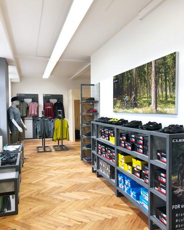 Cube Store Lindenberg Bekleidung