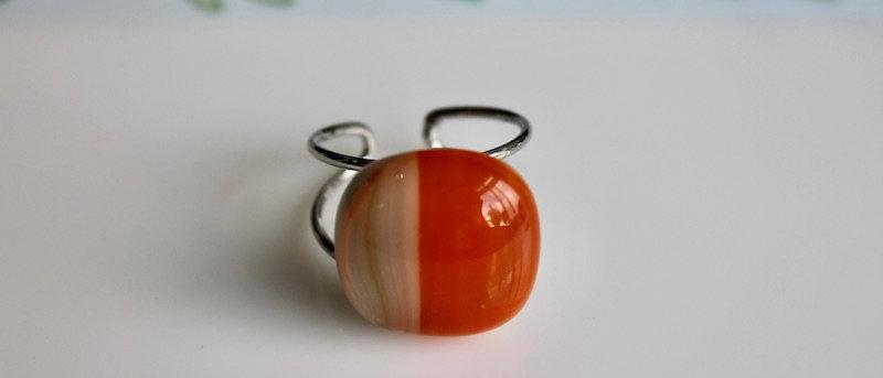 Ring oranje