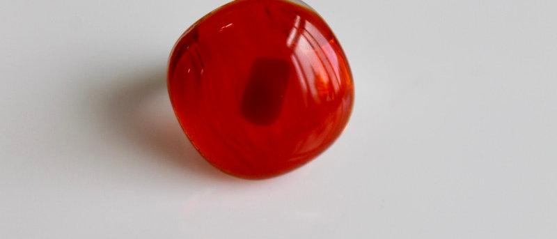 Ring oranje rood