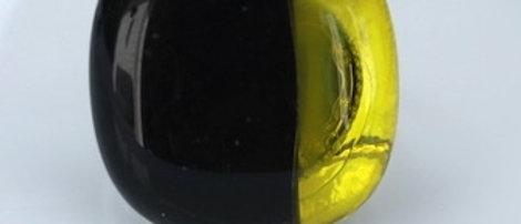 Ring zwart geel