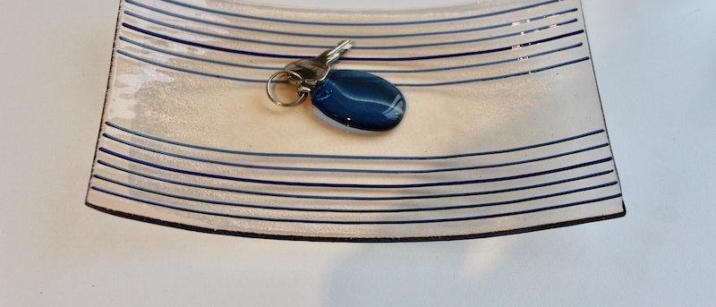 Schaal blue stripes