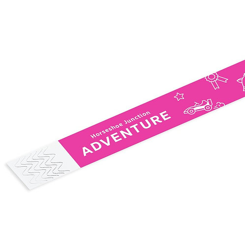 Adventure Wristband ($17.95+tax)