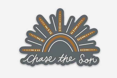 Chase the Son Vinyl Sticker