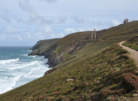 Top 10 Coastal Walks in Cornwall