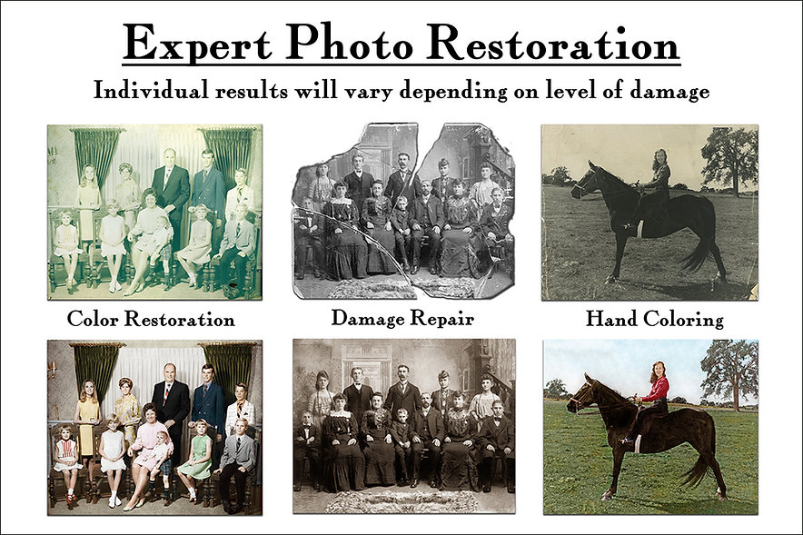Photoshop restoration