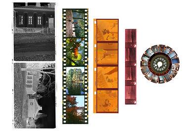 film developing negatives