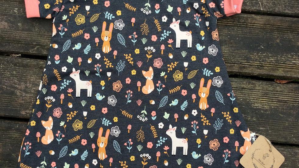 robe boule 4-5 ans