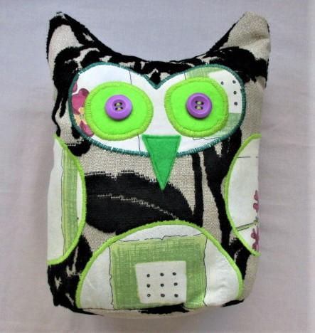 OL9 Green Owl