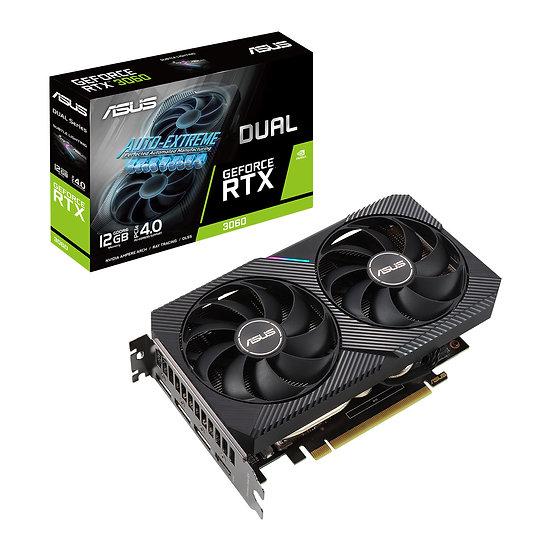 ASUS NVIDIA GeForce RTX 3060 Dual Ampere