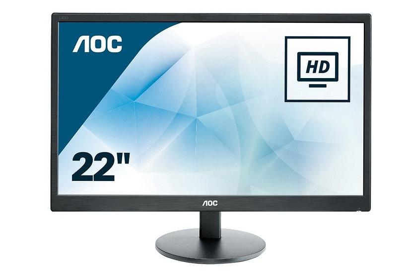 "AOC 22"" Full HD Monitor"