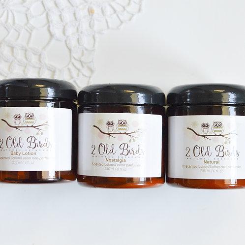 Sample Pack - three jars - 2 oz / 59 ml each
