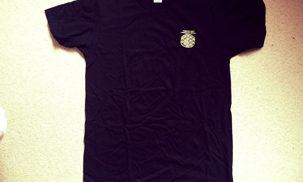 T-shirt en coton véritable PUFF
